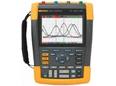 Industrial ScopeMeter 190 Series II - portable oscilloscopes