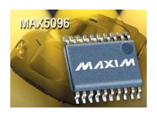 Industry's first automotive buck converters from Maxim