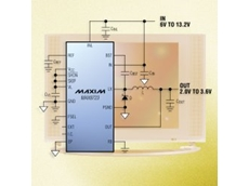 Maxim Integrated Products introduces MAX8723 step-down regulator