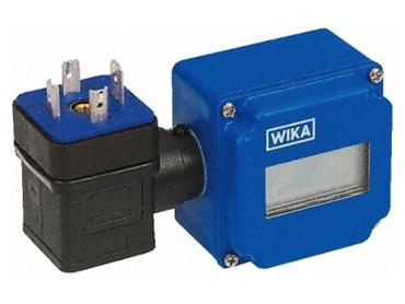 Hydraulic pressure indicator