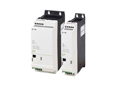 From the Eaton PowerXL DE1 series of variable speed motor drives