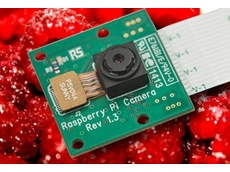 RS Components' new Raspberry Pi camera module enables low cost HD video capture