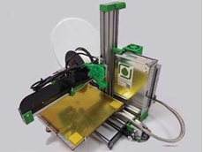 RepRapPro Ormerod 3D printer