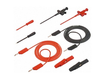 Connector probe test kit