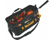 Polyester tool bags from RS Components