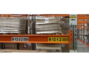 Rack Labels