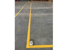 RackID range of Indoor Warehouse Floor Identification Labelling