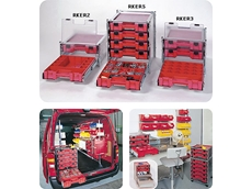 Ezirak van shelving and workshop shelving from Rak-a-Van