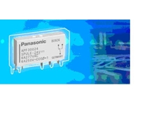Slim power relays available from Ramelec Electronics