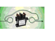 The EV 120A relay from Ramelec Electronics helping to electrify cars