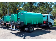 TWS Hire trust Rapid Spray for their poly tanks
