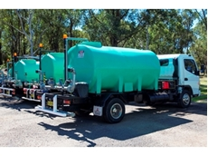 Dust suppression and water cartage firms need tough poly tank solution