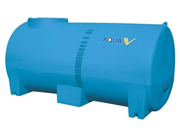 New Aqua-V 4400 litre tank