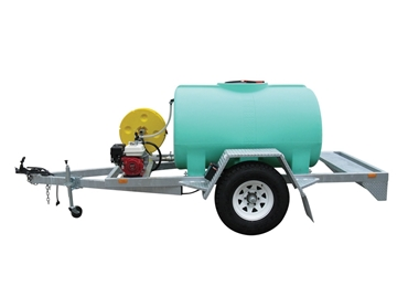 Fire Ranger Fire Fighting Trailer