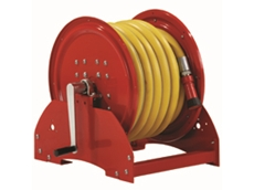Heavy hose reels from Recoila Reels