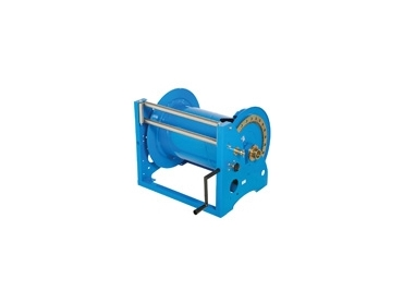 T Series Bevel Hand Crank Hose Reels for Fire Fighting and Industrial Applications