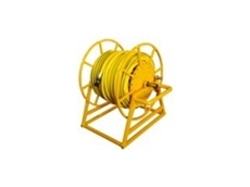 Hand Crank Hose, Cord and Cable Reels for Fire Fighting and Refuelling Applications from ReCoila Reels