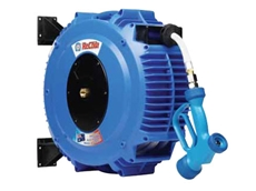 Gen III HW series hot water wash down hose reels