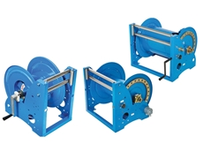 ReCoila's T-Series collection of hose reels