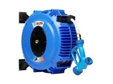 ReCoila releases new hot water washdown reel