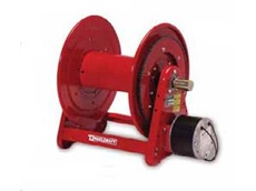 Reelcraft 30000 series motor driven hose reel