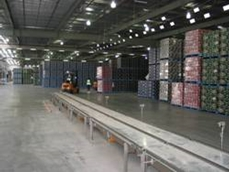 RedPrairie Warehouse Management System used by Fosters Group