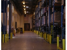 RedPrairie Warehouse Management system in use at Orefield Cold Storage