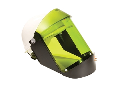 Oberon Face shields from Redbank Instruments