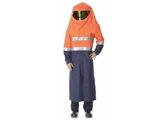 Redbank's new arc flash switching coats and leggings conform to NFPA70E standards
