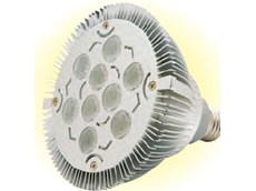 LED PAR 38 bulb