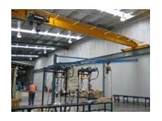Custom Designed Overhead Cranes