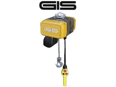 GIS Electric Hoists from Redfern Flinn Cranes and Hoisting Equipment