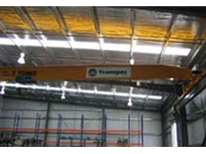 Overhead Cranes from Redfern Flinn Cranes and Hoisting Equipment