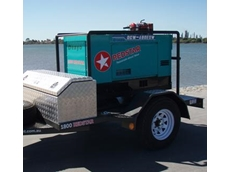 DENYO diesel DCW480ESW welder