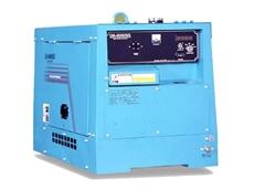 Denyo DA6000 soundproof diesel engine generator