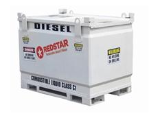 Redstar fuel cube