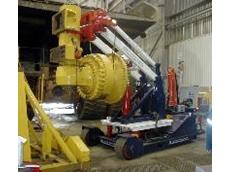 Driveline handling equipment