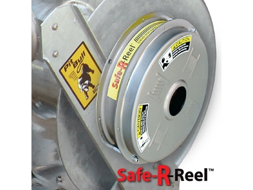 Bolt on accessories for pitbull reels - Safe Reel