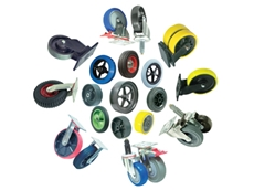 Fallshaw Wheels and castors - moving industry for 35 years