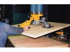 Vacuum suction lifting equipment
