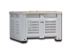Megabin pallet bins from Reflex Handling and Storage