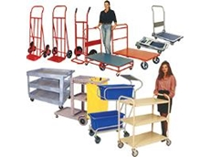 Reflex Handling and Storage offer guidance on choosing trolleys