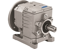Aluminium Inline Coaxial Gearbox