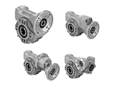 Marathon right angle worm gearboxes