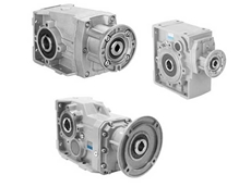 Marathon's helical bevel series gearboxes