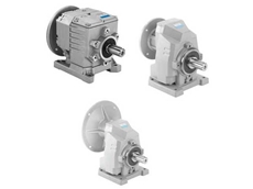 Marathon inline coaxial gearboxes