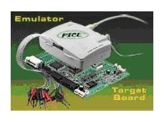 Universal microcontroller emulator board