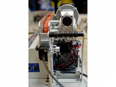 Renishaw non-contact RM22 magnetic encoders help detect slippage
