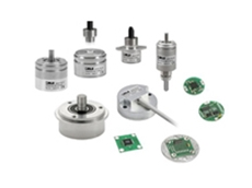 Magnetic rotary encoders are suitable for use in harsh working environments