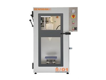 The Renishaw 5/01 ULC is designed as an entry level vacuum casting solution and is perfect for small businesses and educational establishments.